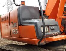 金洋2日立ZX120挖掘机