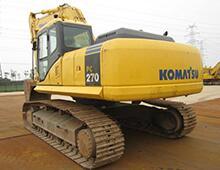 金洋2小松270-7挖掘机