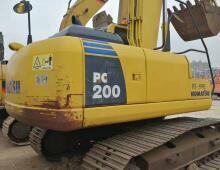 金洋2小松PC200-8挖掘机
