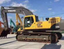 金洋2沃尔沃460挖掘机